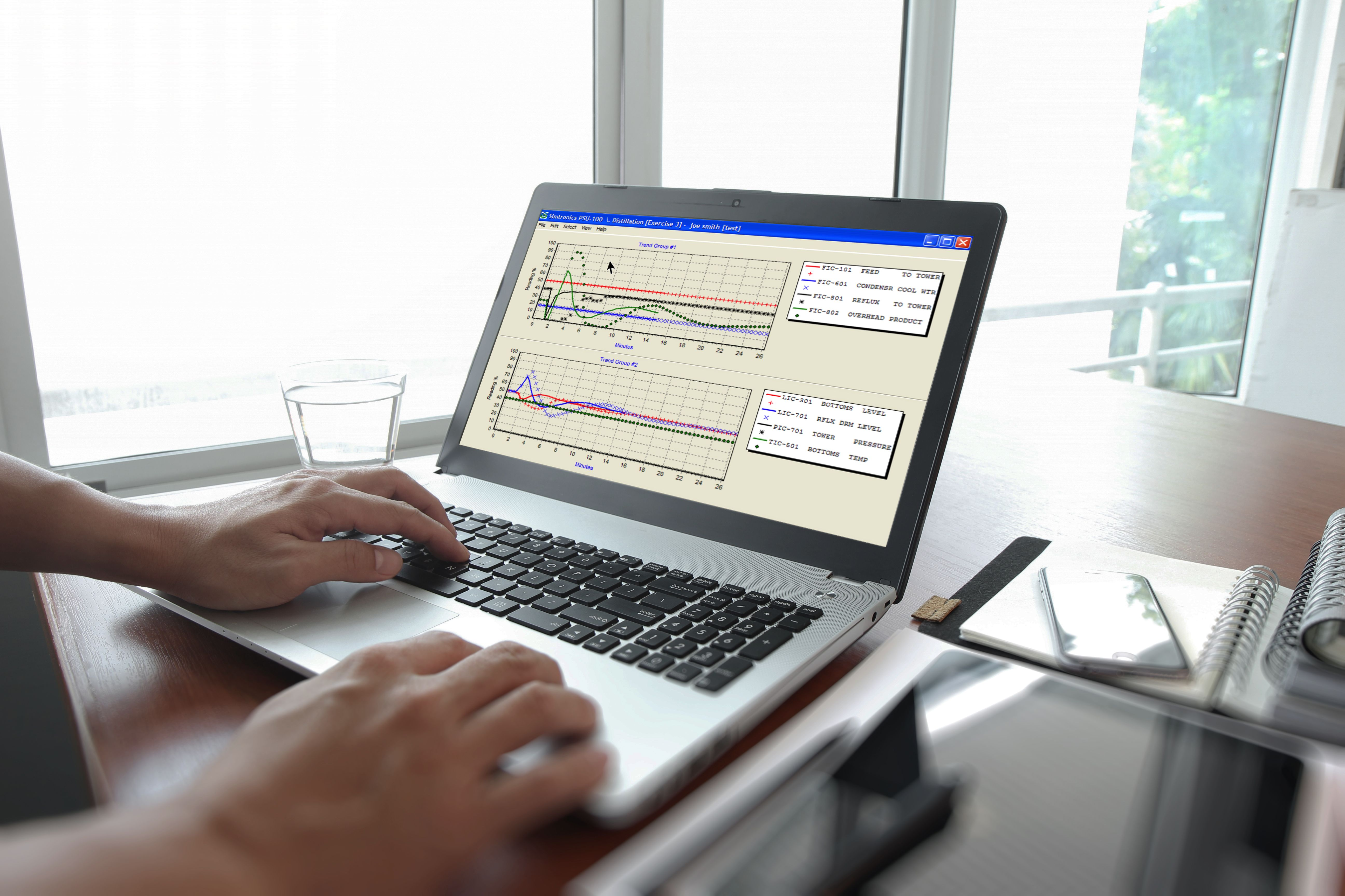 - scoring, performance standard, score operator, trainee scoring tool, measure performance